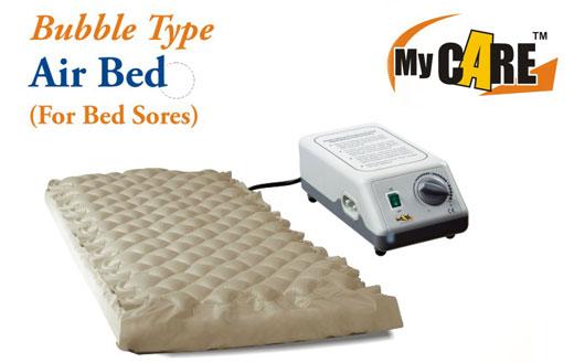 Buy My Care Anti Decubitus Air Pump Amp Bubble Mattress For