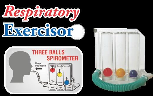 Best Respiratory Spirometer Lung Exerciser Suppliers