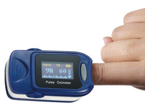 Pulse oximeter, Finger Pulse oximeter, Oximeter