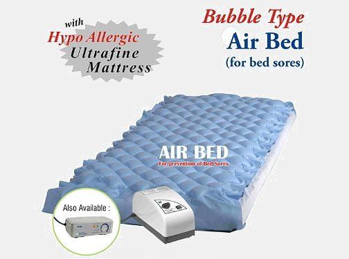 Bubble-Type-Air -Mattress-Pump-System